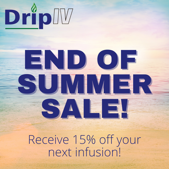 summer sale drip IV